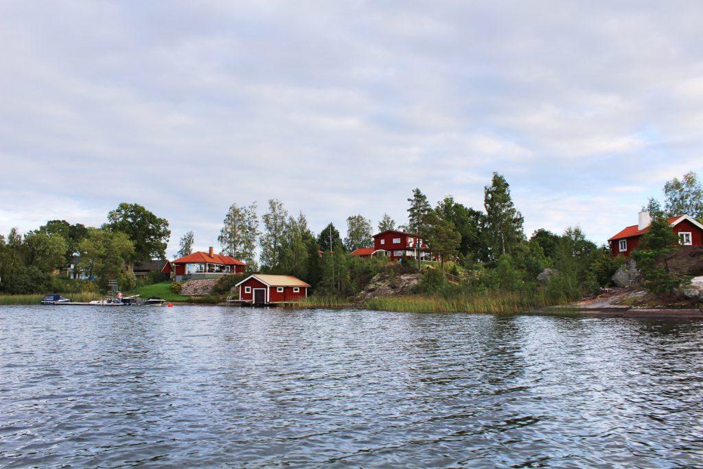 Ahoi! Bootsfahrt auf dem Kinda Kanal